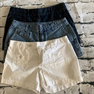 Loft 3 shorts bundle